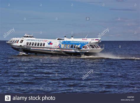 hydrofoil boat russia passenger hydrofoil boat stock photos passenger