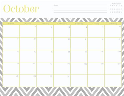 free calendar templates print oh so lovely free october 2012 printable calendars