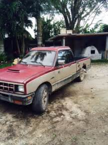 Isuzu Pup Diesel For Sale In Florida 1986 Isuzu Truck With An Extended Cab For Sale