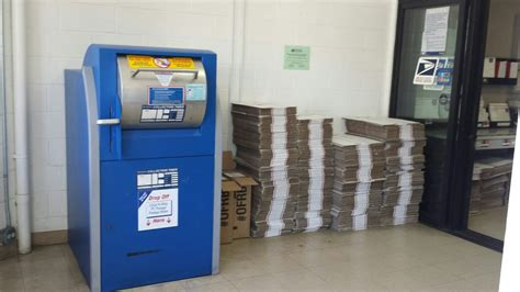 Post Office Drop by Post Office Drop Box Me Braley Says Loss Of Saturday