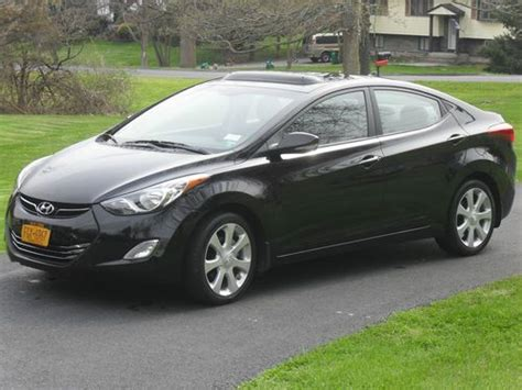 2011 Hyundai Elantra Limited For Sale by Purchase Used 2011 Hyundai Elantra Limited In Wappingers