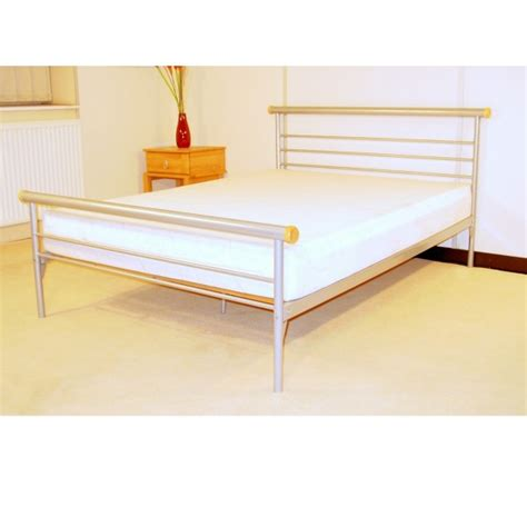 Cheap Heartlands Celine Metal Bed Frame For Sale At Best Cheap Metal Bed Frames