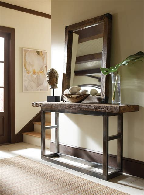 entry way table ideas stupefying rustic console table decorating ideas
