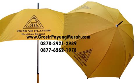 Payung Lipat Transparan Korea Hpr083 souvenir payung lipat golf promosi kirim ke bontang 087839212989