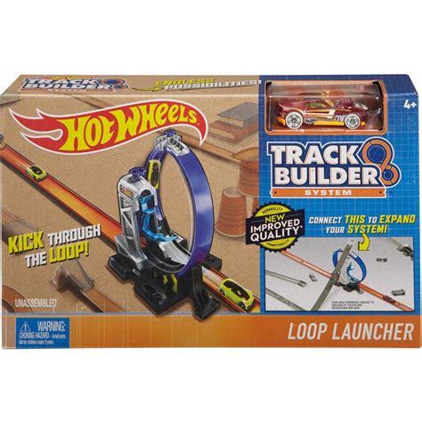 Mainan Anak Wheels Track Builder Loop Launcer Dmh51 wheels track builder loop launcher