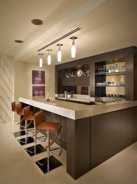 modern home bar designs images