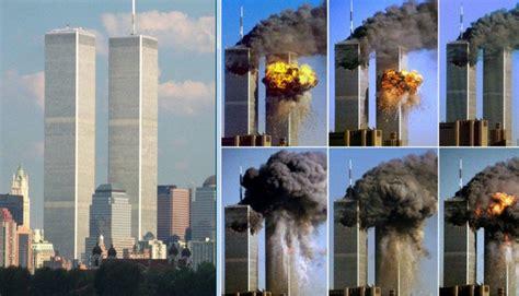 imagenes extrañas en las torres gemelas 10 impactantes fotos que muestran la destrucci 243 n de las