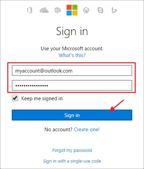 Microsoft Email Search How To Change The Primary Email Address For Your Microsoft