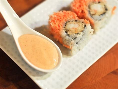 sriracha mayo sushi spicy mayo for sushi recipe simple sauces and