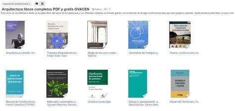 libreria ebook gratis 101 libros de arquitectura gratis para descargar en espa 241 ol