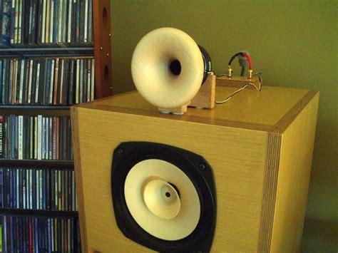 Horn Speaker Narae 12 Watt horn loudspeakers cabinets s diy