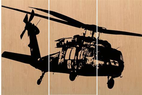blackhawk helicopter ceiling fan blackhawk helicopter wall art vintage transportation art