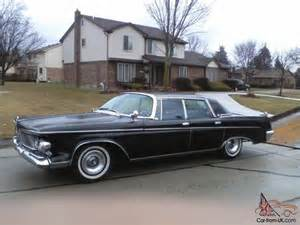 1962 Chrysler Imperial 1962 Chrysler Imperial