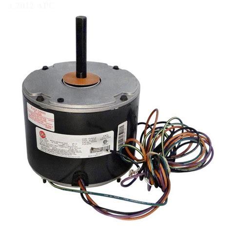 heat pump fan motor waterco heat pump parts poolheatpumps com