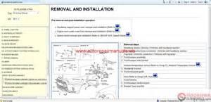 mitsubishi outlander 2011 workshop manual auto repair
