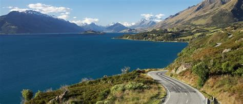 drive queenstown to glenorchy must do s content aa new zealand