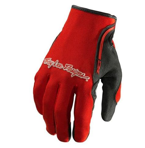 troy lee designs xc jersey troy lee designs xc gloves red alltricks com