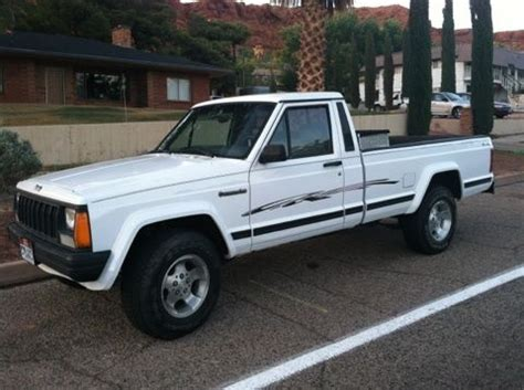 jeep comanche 4x4 purchase used 1990 jeep comanche 4x4 in st george utah