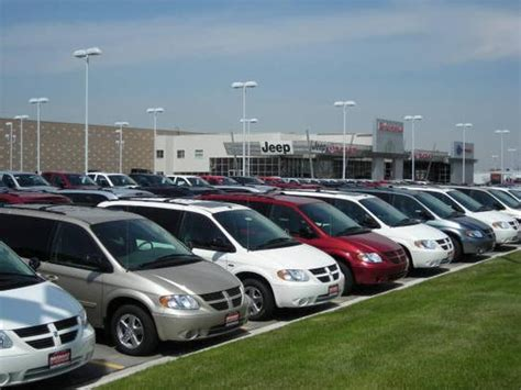 Dodge Dealer Lincoln Ne by Baxter Chrysler Dodge Jeep Ram Lincoln Car Dealership In