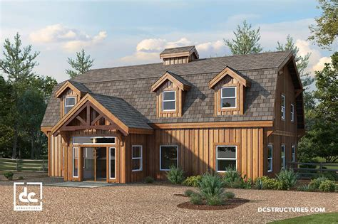 shed style homes barn home kits dc structures