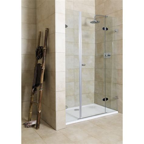Frameless Shower Doors Prices Mirabella Frameless Shower Door 110a Right Adj Review Compare Prices Buy