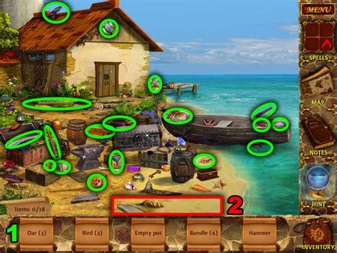 Mysteries Of Magic soluzione mysteries of magic island big fish italia