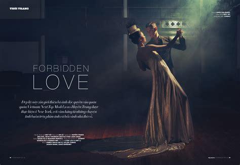 A Forbidden forbidden by an le for dep magazine