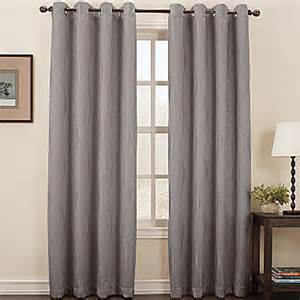 jcpenney outlet curtains jcpenney sun zero osbourne grommet top blackout curtain