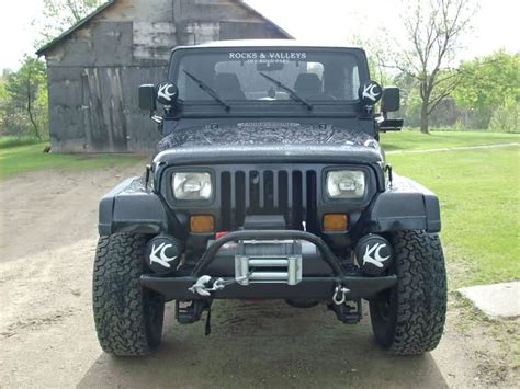 jeep yj fog lights fog lights recommendation for yj pictures requested