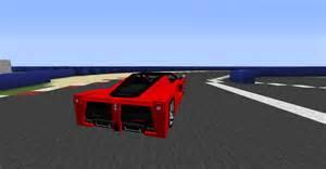 Minecraft Lamborghini Mod Minecraft 1 7 10 Driving A Laferrari From Pokers Garage