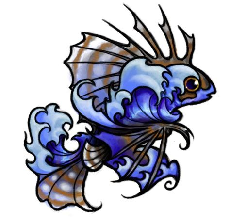 lionfish tattoo designs 58 best images about lionfish tats on