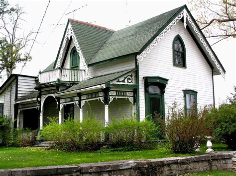 gothic revival cottages ferrebeekeeper or a gothic revival cottage dream home pinterest