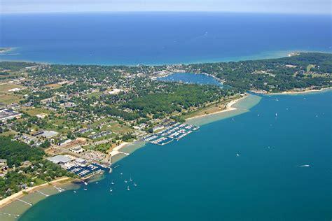 boat slips for rent charlevoix charlevoix harbor in charlevoix mi united states