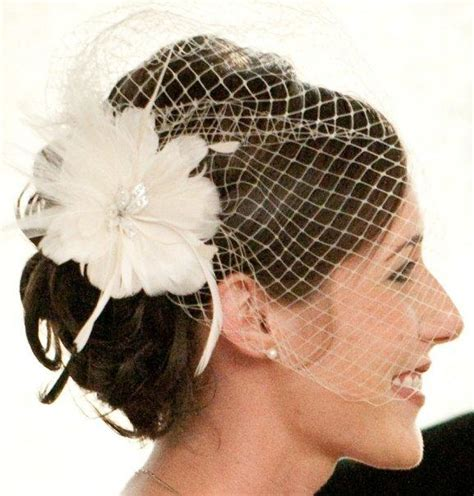 Wedding Updo With Veil And Blusher by Updo With Blusher Ideas Weddingbee