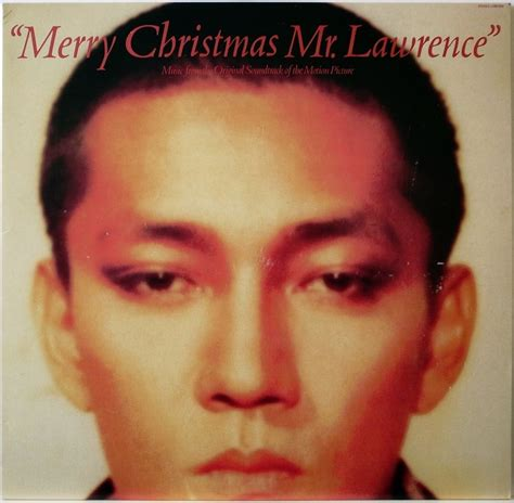 ryuichi sakamoto merry christmas  lawrence soundtrack london japan