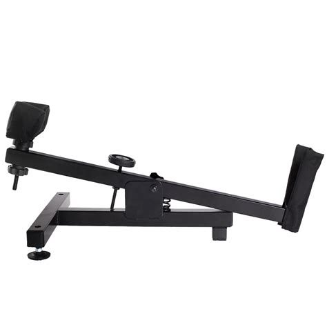 rifle shooting bench rifle rest shooting bench air gun cleaning scope zero