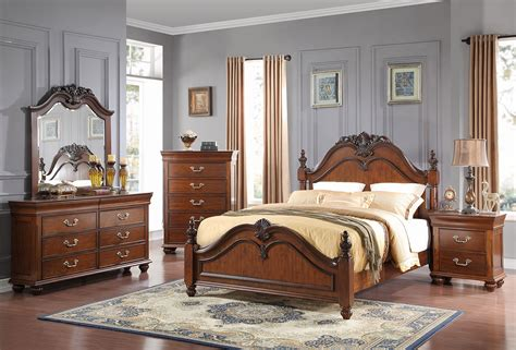 cherry bedroom furniture for awesome master bedroom