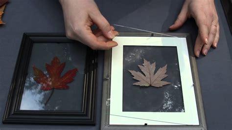 Floating Leaf Wall Art Dollar Store Crafts Diy Tutorial Diy Wall Canvas Ideas