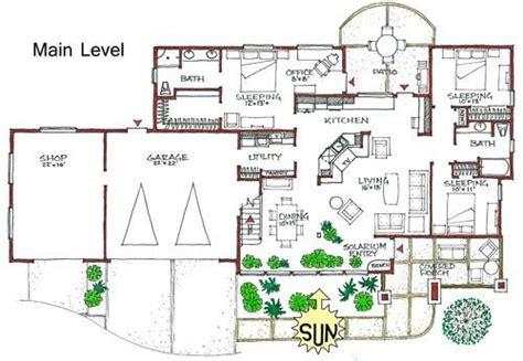 passive solar ranch house plans passive solar ranch house plans best of ranch warm efficient passive solar home plan