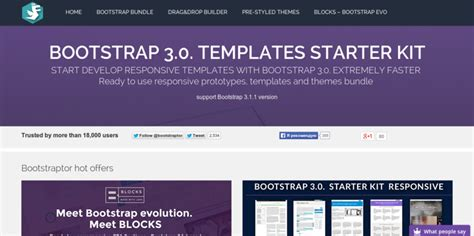 bootstrap templates for beginners 10 prototyping apps for bootstrap 3