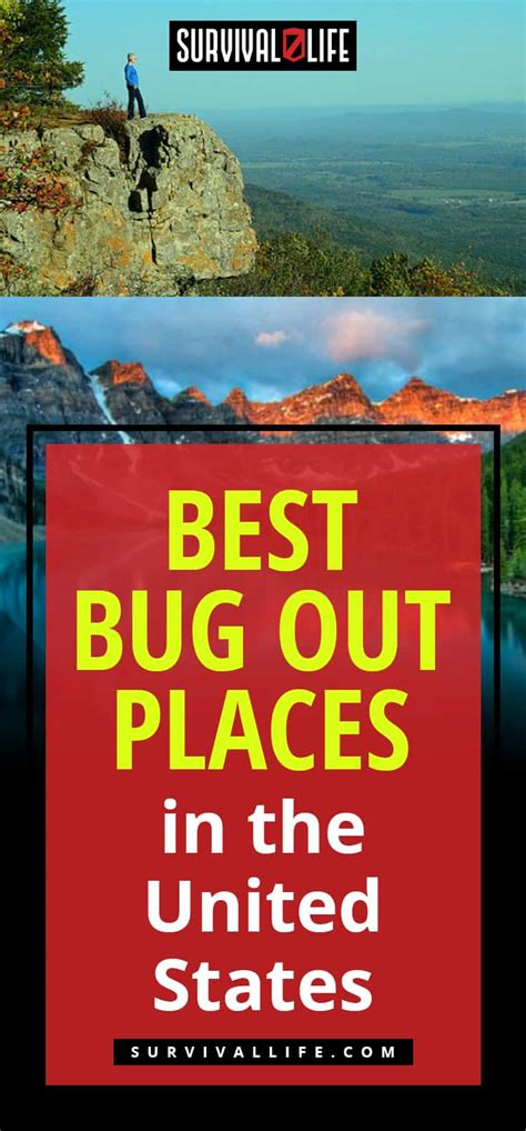 coolest places in the united states bug out places best locations in the united states