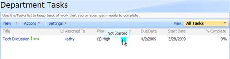 sharepoint choice indicator color code choices in list sharepoint choice indicator track and visualize