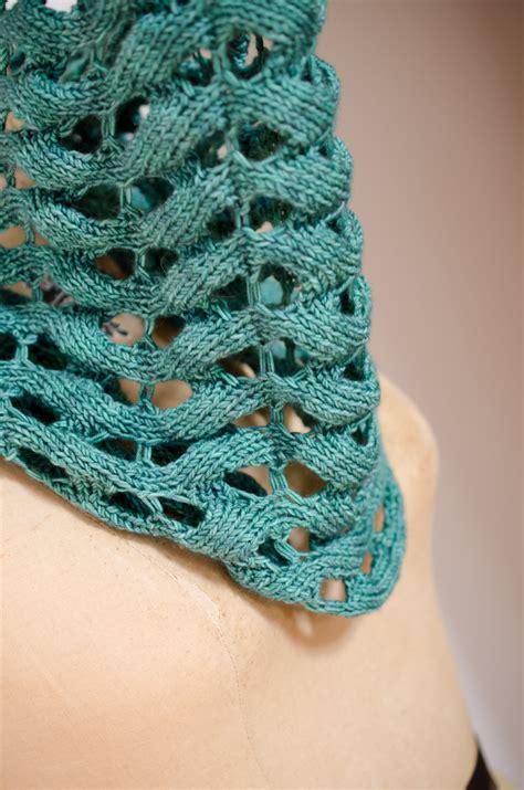 knitting buddies pattern moko moko cowl