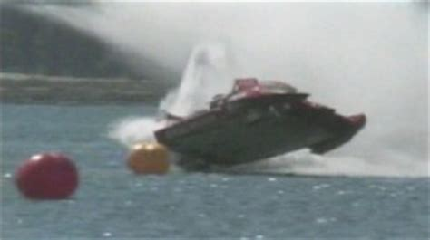 boat crash caught on tape spectacular drag speed boat crash video abc news