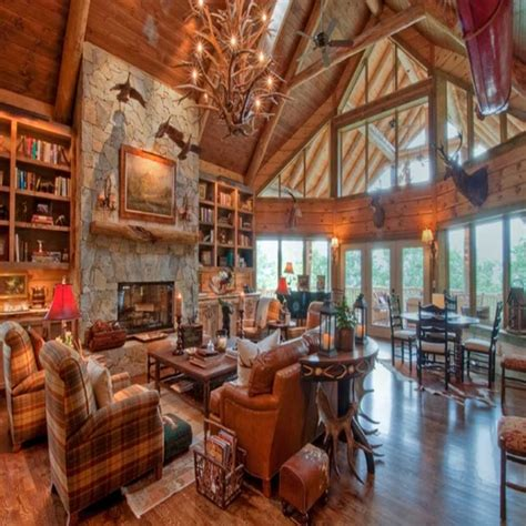 log home interior decorating ideas home design