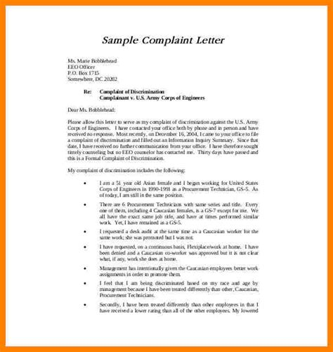 Complaint Letter Questions For Class 8 8 Complaints Letter Template Grocery Clerk