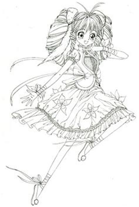 anime magical girl coloring pages magical girl coloring books and coloring on pinterest
