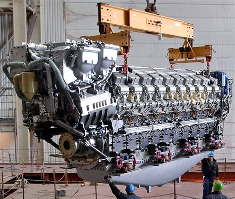 ship engine parts cruise ship engine propulsion fuel consumption