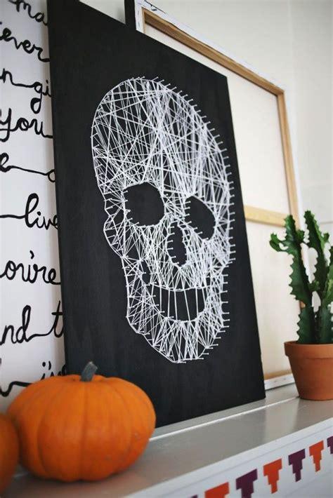 String Skull - 19 diy string projects