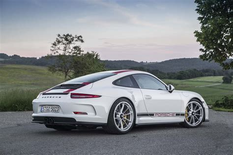 porsche 911 r a second hand porsche 911 r sold for 1 3 million in u k